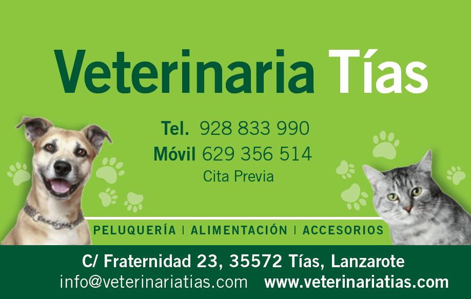 Veterinaria Tías